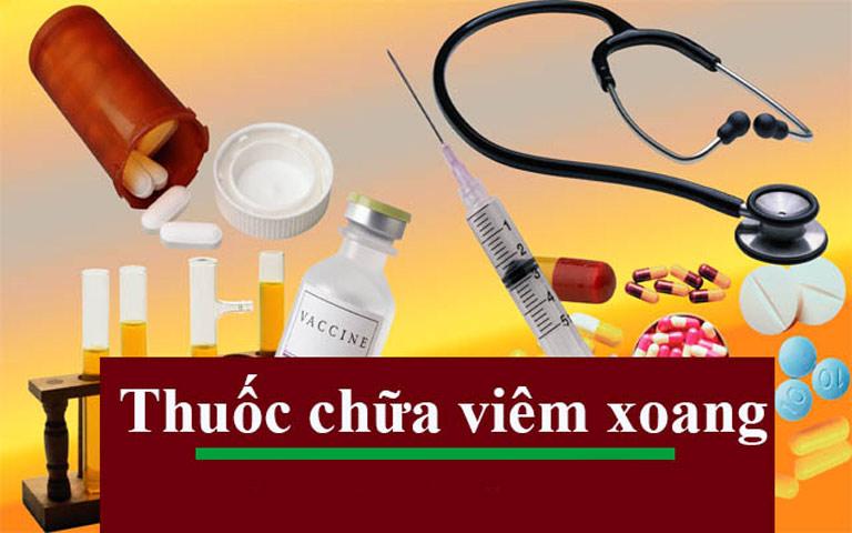 Thuốc Trị Viêm Xoang