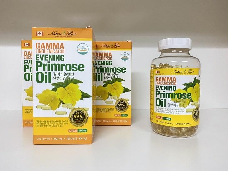 Gamma Linolenic Acid 300 là viên uống nội tiết tố nữ hoa anh thảo không chỉ được ưa chuộng tại Hàn Quốc mà còn tại nhiều quốc gia khác