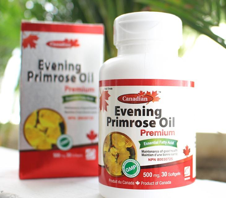 Viên uống nội tiết tố hoa anh thảo David Health Evening Primrose