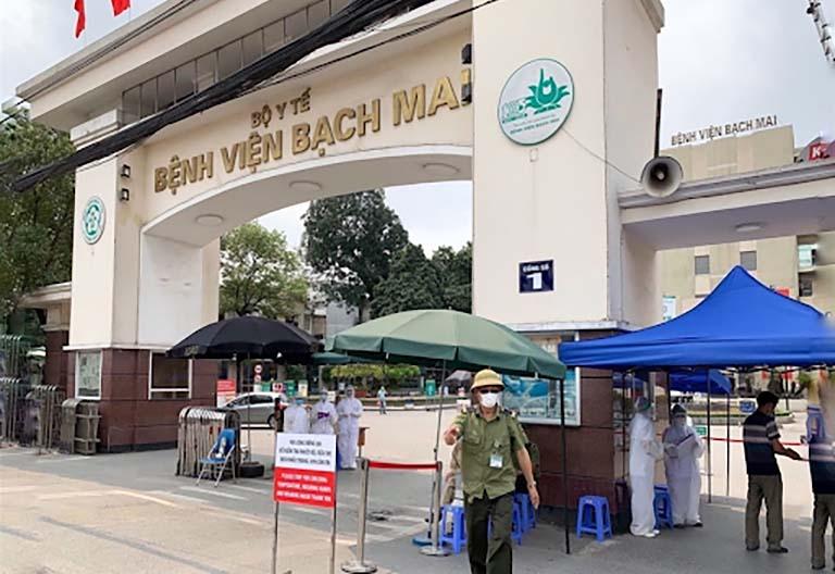 Bệnh viện Bạch Mai là địa chỉ xét nghiệm vi khuẩn Hp hàng đầu ở khu vực phía Bắc