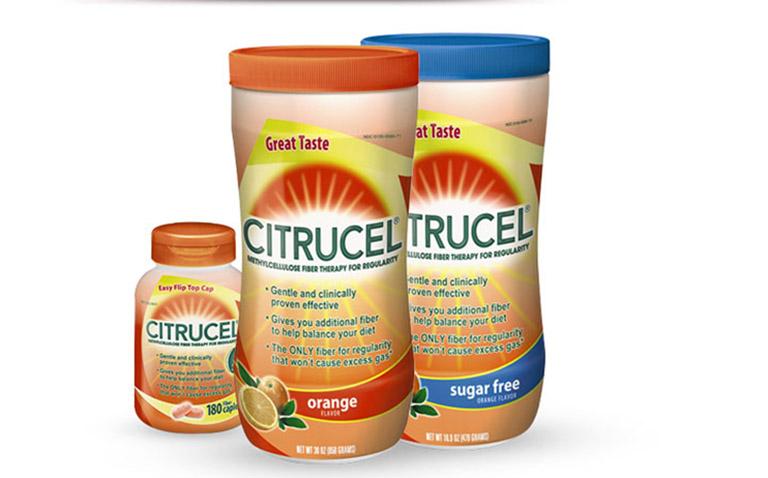Citrucel có khả năng làm mềm phân và giúp trẻ đi đại tiện dễ dàng hơn