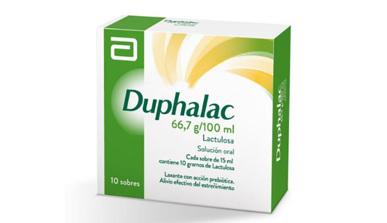 Duphalac là sản phẩm thuốc trị táo bón khá an toàn, có thể sử dụng cho cả trẻ em