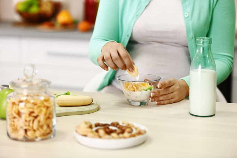 Hình thành thói quen ăn uống khoa học giúp nâng cao sức khỏe và giảm táo bón thai kỳ