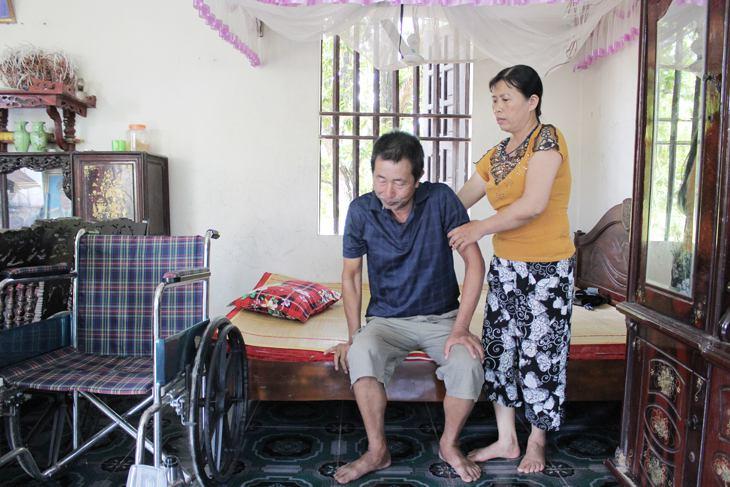 Chú Đăng điều trị thoát vị đĩa đệm tại Đỗ Minh Đường