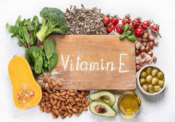 Bổ sung những thực phẩm giàu vitamin E sẽ giúp cải thiện tình trạng nám da nhanh chóng