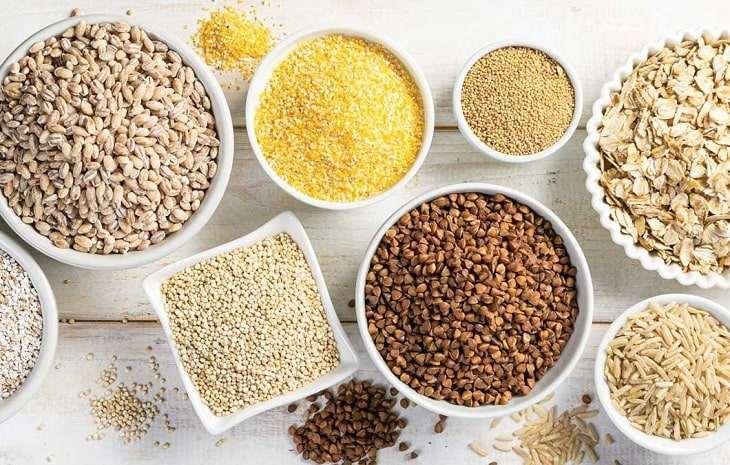 Ngũ cốc nguyên hạt rất tốt cho những người đang điều trị nám da