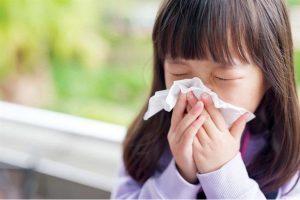 Viêm mũi dị ứng ở trẻ em là tình trạng khá phổ biến ở nước ta