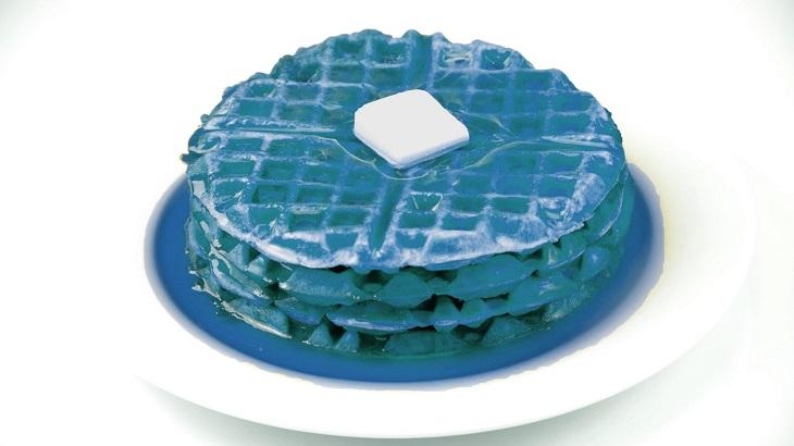 Blue waffle là gì? Nó được dịch là bánh quế xanh