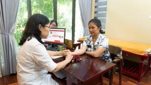 Ts.Bs Nguyễn Thị Vân Anh - Người mang niềm vui đến cho người bệnh sỏi thận tiết niệu