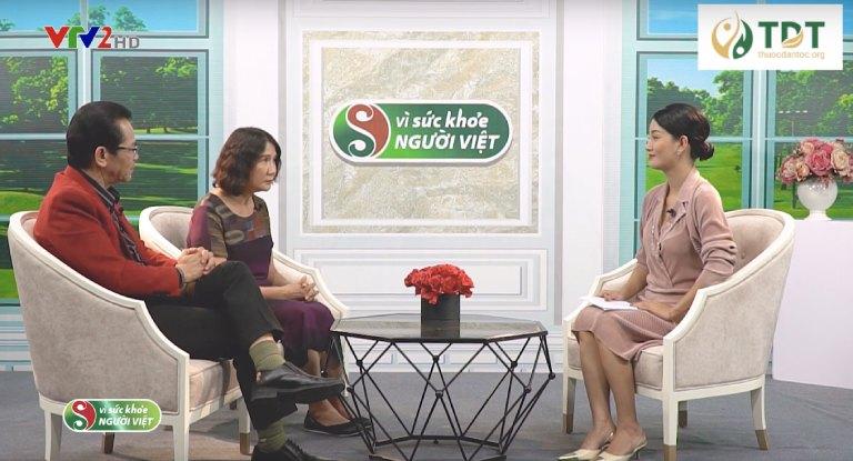 Sơ can Bình vị tán được VTV2 Vì sức khỏe người Việt lựa chọn giới thiệu bài thuốc