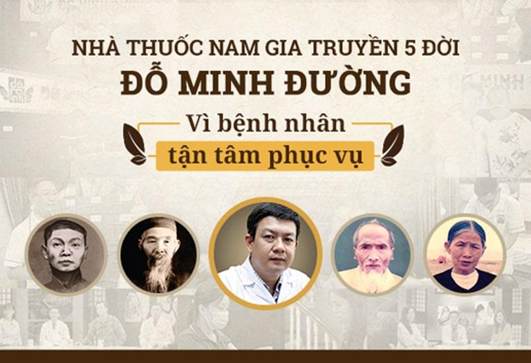 Các đời lương y dòng họ Đỗ Minh