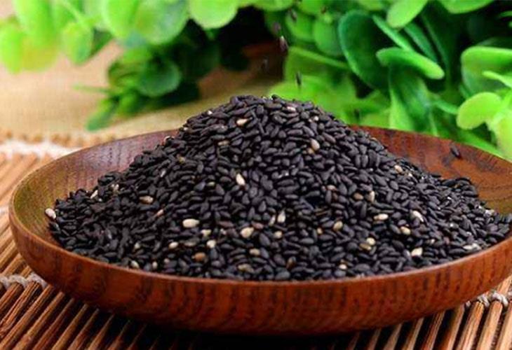 Vừng đen chứa nhiều dưỡng chất tốt cho sinh lý nam