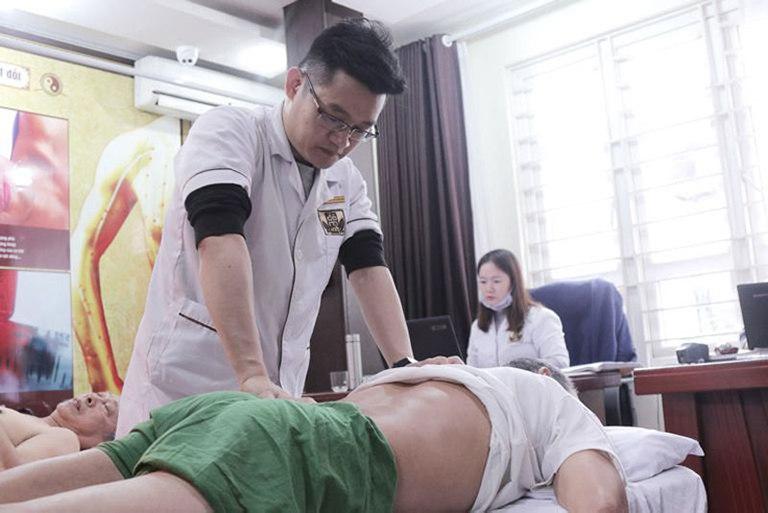 Vật lý trị liệu tại Đỗ Minh Đường