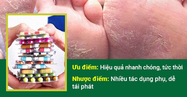 Thuốc tân dược gây nhiều tác dụng phụ, ảnh hưởng đến sức khỏe