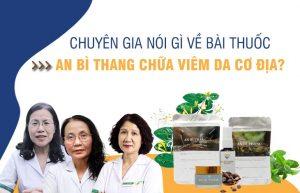 Chuyên gia đánh giá bài thuốc An Bì Thang chữa viêm da cơ địa