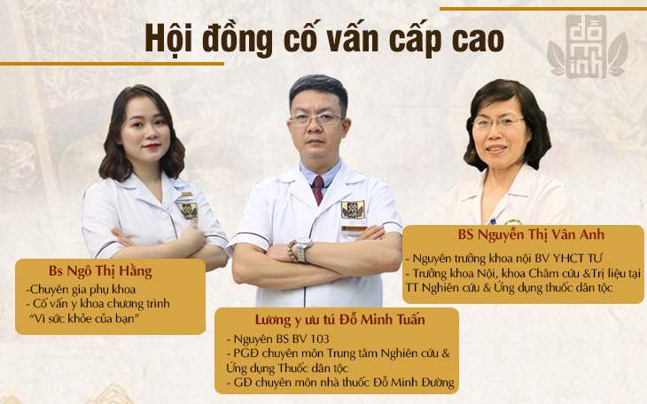 Cố vấn Phụ Khang Đỗ Minh