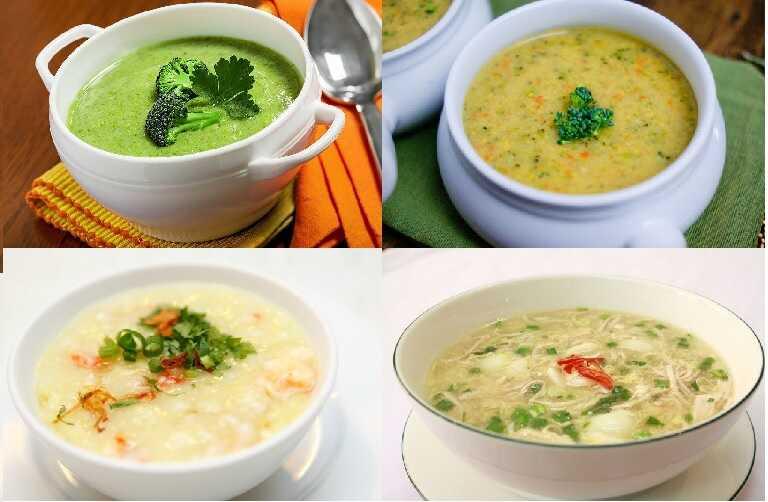 Đau răng khôn nên ăn gì? Nên ăn cháo, súp dinh dưỡng, thức ăn mềm