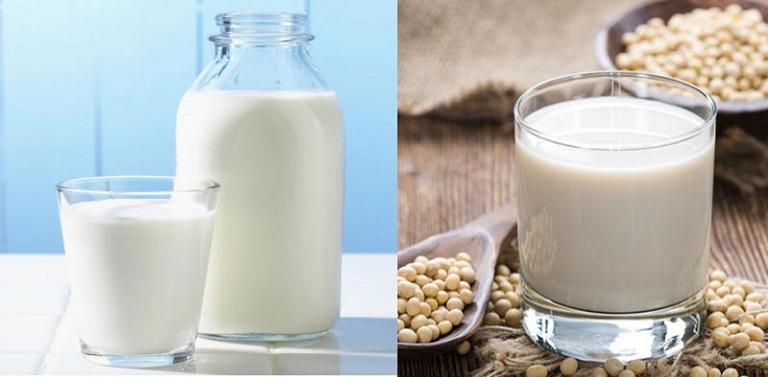 Đau răng khôn nên dùng sữa và các chế phẩm từ sữa đúng cách