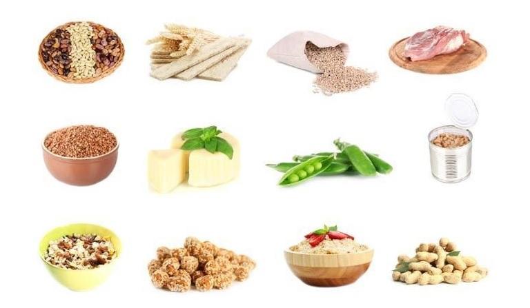 Một số thực phẩm giàu kẽm mà người đau răng khôn nên dùng