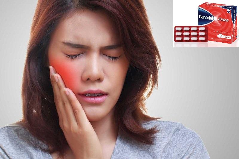 Đau răng uống panadol được không là thắc mắc chung của rất nhiều người