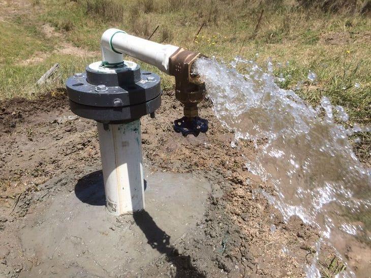 Nước giếng khoan ở từng nơi sẽ có độ pH khác nhau, tùy thuộc địa tầng và nhiều yếu tố khác