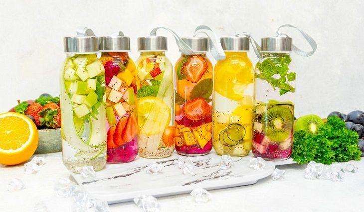 Detox - đồ uống healthy