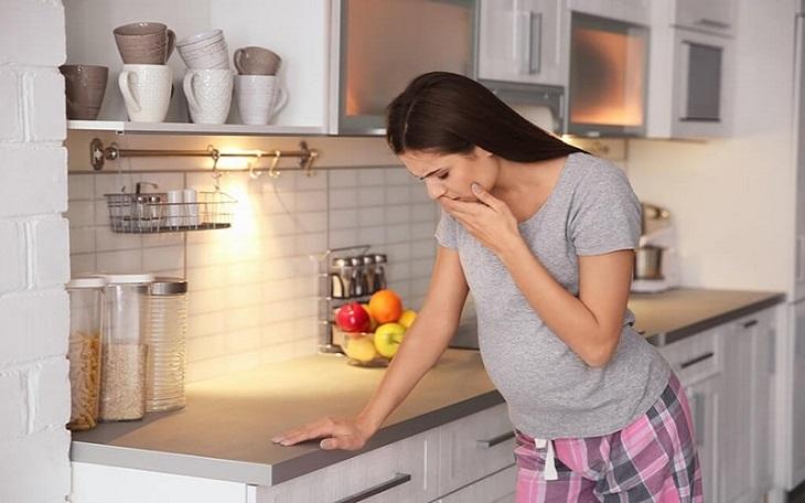 Tình trạng ê buốt răng gây nhiều ảnh hưởng cho mẹ bầu và cả đến sự phát triển của thai nhi