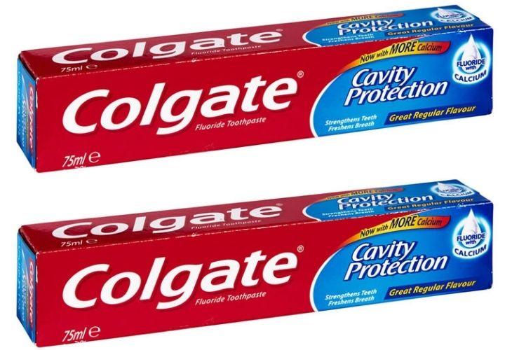 Hình ảnh sản phẩm kem đánh răng trị sâu răng Colgate Cavity Protection
