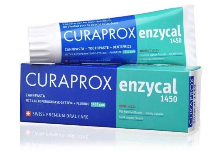 Curaprox Enzycal là một giải pháp chăm sóc răng miệng với công nghệ đến từ Thụy Sĩ