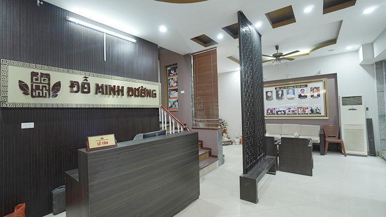 Nhà thuốc Đỗ Minh Đường khám chữa bệnh uy tín