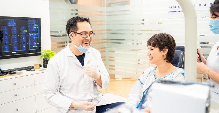 Hiện có nhiều địa chỉ nha khoa uy tín khách hàng có thể chọn để niềng răng