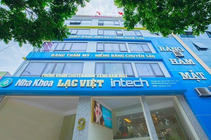 Niềng răng ở đâu tại Hà Nội? - Nha khoa Lạc Việt Intech