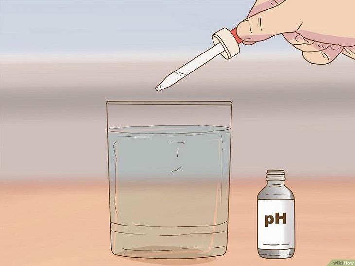 Độ pH tốt nhất của nước uống là từ 7.0 đến 9.5
