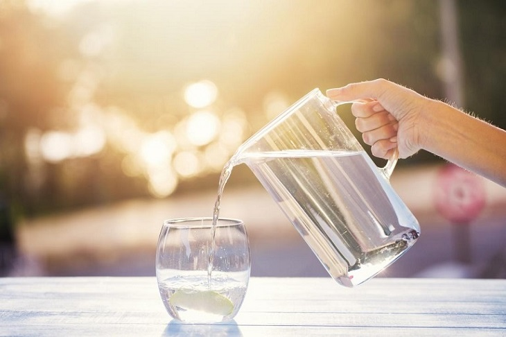 Đây là loại nước sạch, tốt cho sức khỏe