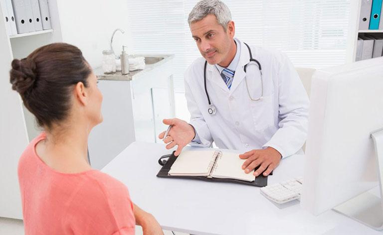 chẩn đoán rò hậu môn