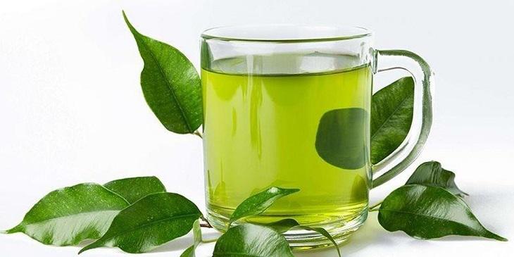 Chữa sâu răng từ lá trà xanh