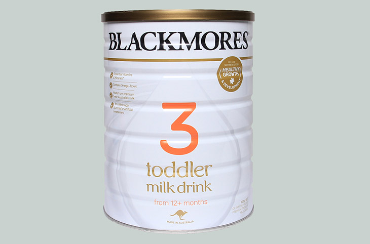 Sữa Úc tăng chiều cao Blackmores số 3