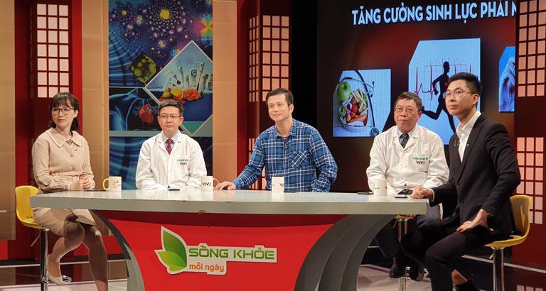 Bài thuốc Sinh lý nam Đỗ Minh từng được giới thiệu trên VTV2