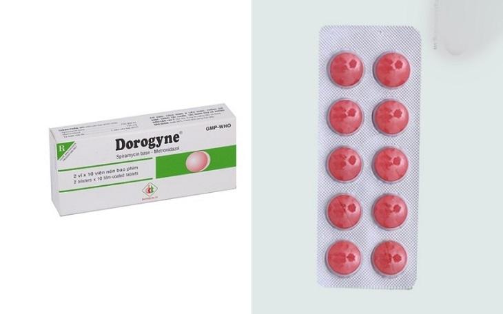 Dược động học của thuốc kháng sinh dorogyne