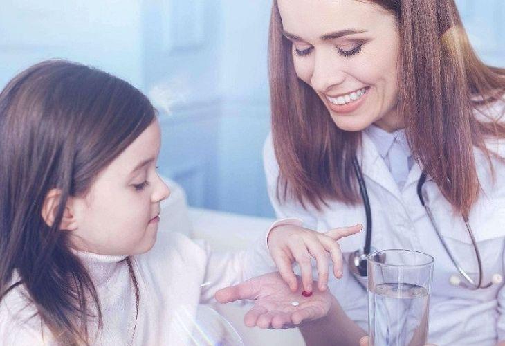 Liều dùng cho người lớn và trẻ nhỏ là khác nhau