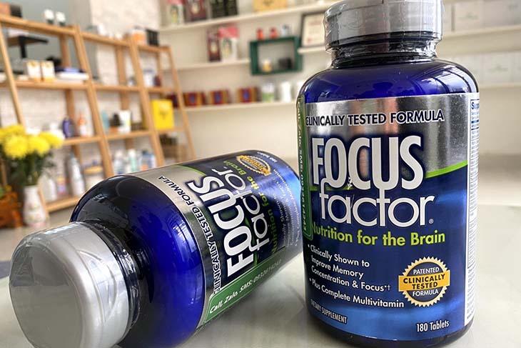 Viên bổ não của Mỹ Focus Factor