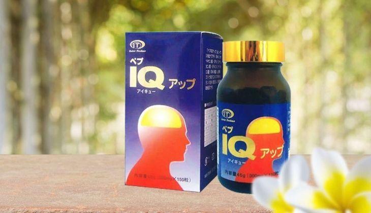 Viên uống bổ não của Nhật Pep IQ Up