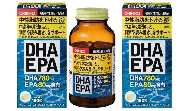 DHA của Orihiro được đánh giá rất cao