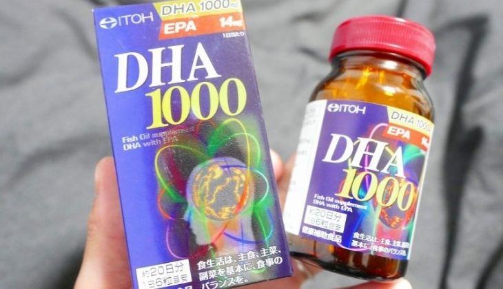 Bạn có thể tham khảo DHA 1000 ITOH