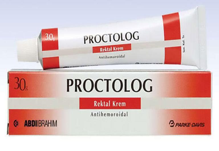 thuốc proctolog nứt kẽ hậu môn