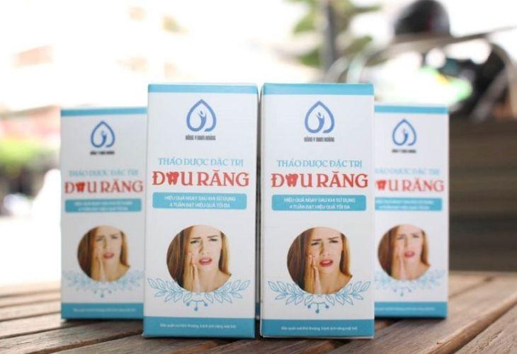 Thuốc chữa đau răng gia truyền Nam Hoàng