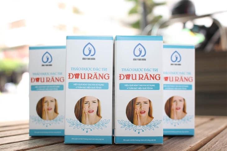 Thuốc trị sâu răng cho bà bầu - Nam Hoàng 100% thảo dược tự nhiên