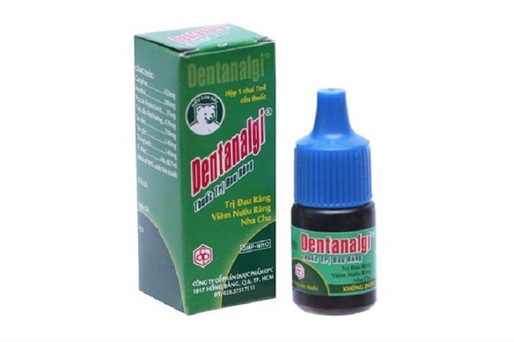 Dentanalgi là thuốc chuyên dùng để điều trị các bệnh lý về răng miệng