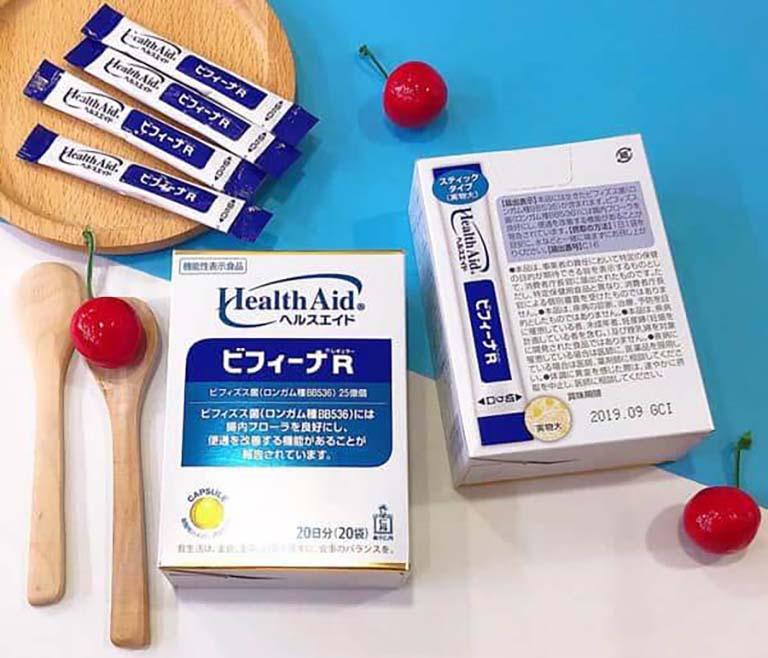 Bifina có tác dụng bổ sung vi sinh vật đường ruột giúp cải thiện chức năng tiêu hóa và đẩy lùi táo bón