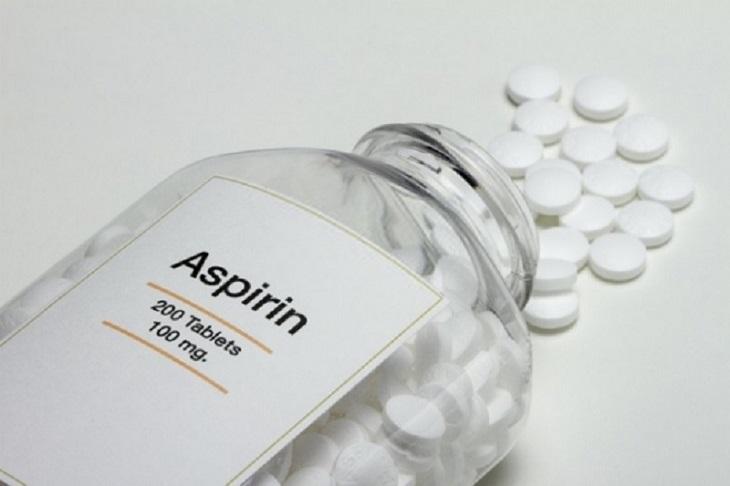 Efferalgan và Aspirin là hai loại thuốc có thể tương tác với nhau